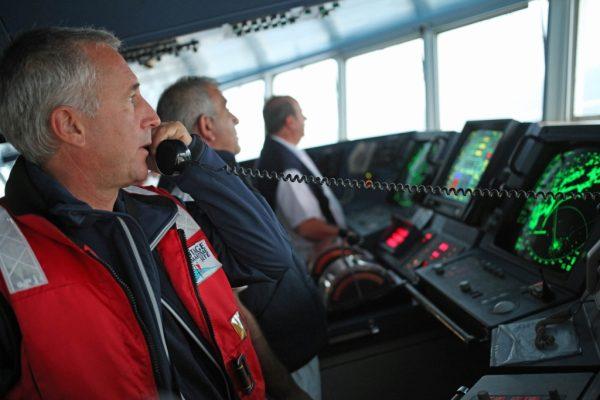 Pilote Portuaire
